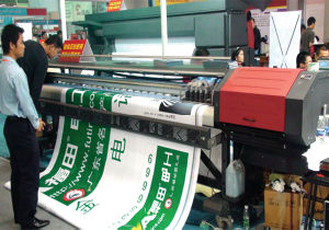 Crystaljet Solvent Printer (S4306SPT510_35PL)