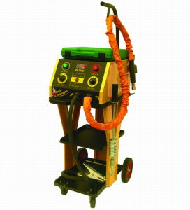 Traditional Spot Welding 5000A pictures & photos