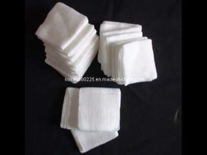 Dental Consumable Cotton Gauze Swabs pictures & photos