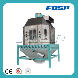 High Quality Feed Pellet Vibrating Cooler Swing Cooling Machine pictures & photos