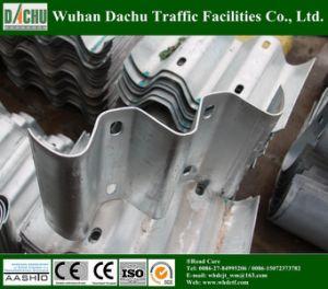 Galvanized Steel Waveform Highway Guardrail pictures & photos