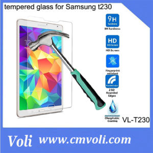 Premium Real Tempered Glass 0.26mm Film for Samsung Galaxy Tab 4 7.0 T230 pictures & photos