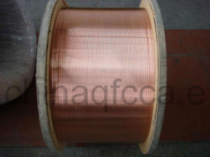 CCAM-2.05mm (Copper Clad Al & Mg Alloy Wire) pictures & photos
