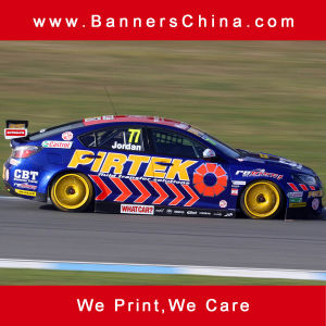 Custom Logo Car Body Window Sticker pictures & photos