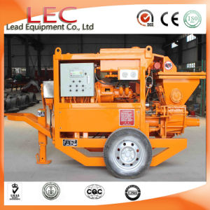 Lps-7 Multi-Function Wet Spraying Concrete Machine Small Concrete Pump for Sale pictures & photos