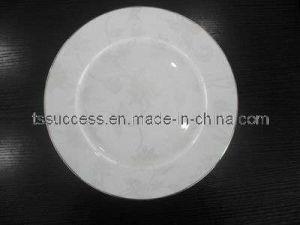 Fashion Fine Bone China Dinner Plate
