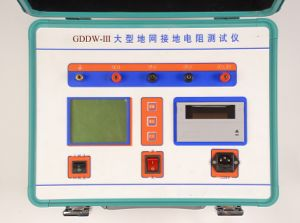 Earth Grounding Resistance Tester (GDDW-III) pictures & photos