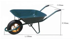 French Model Wheel Barrow (Wb6400) pictures & photos