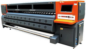 Witcolor Solvent Printer- Ultra2000 S16 xaar382 Proton Head