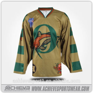 OEM Service Wholesale Practice Hockey Jersey for Team pictures & photos