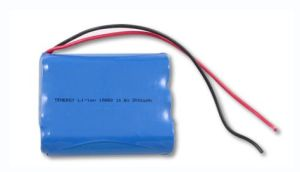 Li-ion 18650 2000mAh 11.1 V Rechargeable Battery Pack