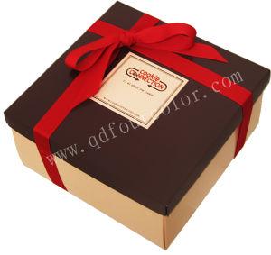 Cardboard Gift Paper Box (FC-W-0012)