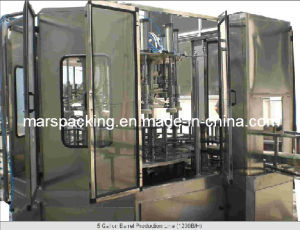 1500bph Rotary 5 Gallon Water Filling Line (QGF-1500) pictures & photos