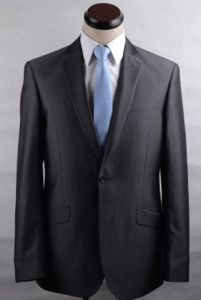 Man Suit Wool Fabric Business Men Suit