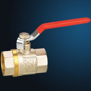 Brass Ball Valve (MF11001) pictures & photos
