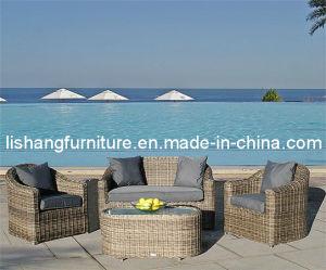 Cheap Garden Outdoor Patio Sofa Set Hl-9117