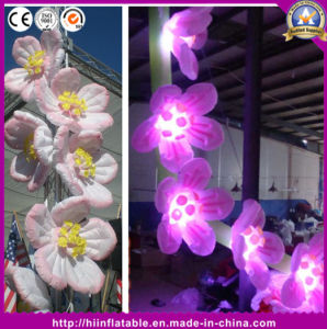 Party/Promotion/Wedding Inflatable Flower Chain Decoration pictures & photos