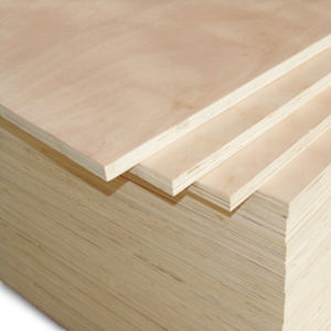 Poplar Core Okoume Faced Plywood pictures & photos