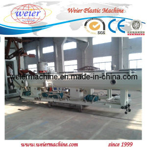 Plastic HDPE PP PPR LDPE Pert Pipe Extrusion Line pictures & photos