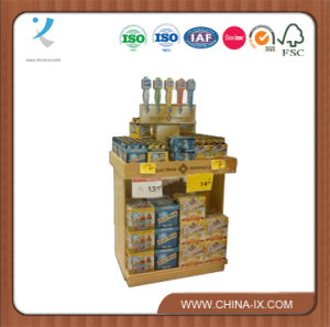 Wooden Display Stand Floor Retail Display Stand pictures & photos