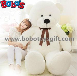 "55"" Wholesale Price White Giant Push Bear Animal Toys as Christmas Gift pictures & photos"