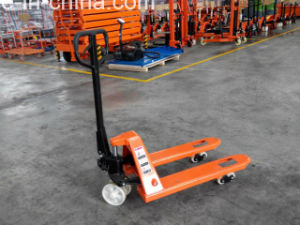 2.5ton Manual Hydraulic Pallet Truck pictures & photos