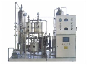 Mixing Machine for Carbonated Drinks