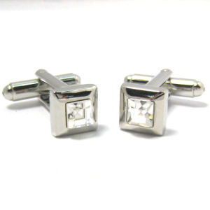 Men′s High Quality Metal Cufflinks (H0046) pictures & photos