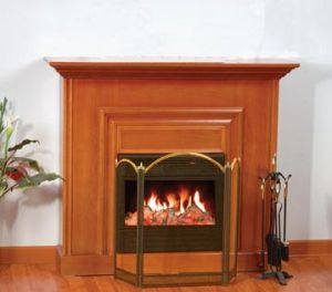 Electric Fireplace (001-128) pictures & photos