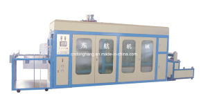Plastic Tray Automatic Thermoforming Machine (DH50-71/90S) pictures & photos