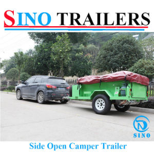 2016 off Road Camper Trailer with Kitchen and Awning - Australian Market