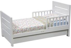 Toddler/Junior Bed (EETB006-W)