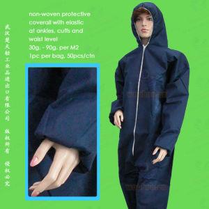 Disposable Non-Woven Protective Gown, Non-Woven Disposable Protective Gown pictures & photos