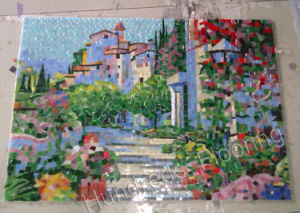 Mural Glass Mosaic Art Mosaic Pattern (HMP700) pictures & photos