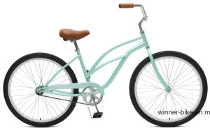 26′′ Ladys Beach Cruiser Bike pictures & photos
