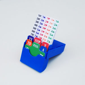 New Plastic Replacing Cards for Contract Bridge and Duplicate Bridge pictures & photos