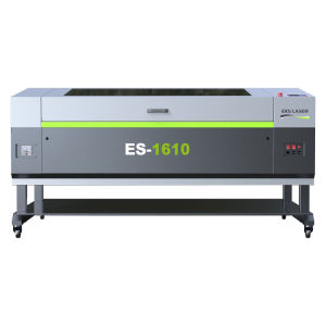 Acrylic Nonmetal CO2 Laser Cutting and Engraving Machine Es-1610 pictures & photos