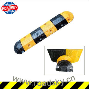Factory Price Traffic Safety Steel Metal Speed Bumps for Sale pictures & photos