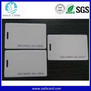 Custom Design Proximity ID Cards with Photo & Personal Information pictures & photos