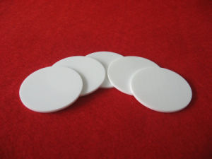Macor Machinable Glass Ceramic Round Disc pictures & photos