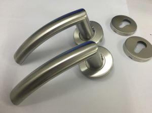 Jiangmen Door & Window Hardware Stainless Steel High Quality Door Handles pictures & photos