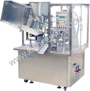 Shoe Cream Tubes Filling Machine (XF-GF80) pictures & photos