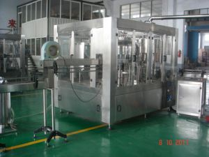 Fully-Auto Juice Packing Bottling Filling Plant Machine Price pictures & photos