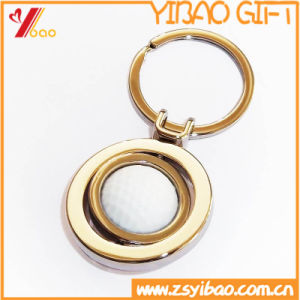 Custom 3D Design Metal Keychain with Competitive Price (YB-LY-K-24) pictures & photos