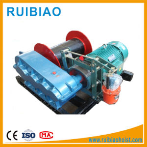 Cable Pulling Winch/Electric Winches/Anchor Winch for Sale pictures & photos