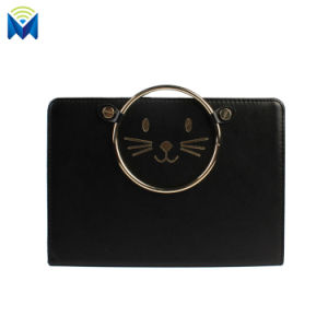 """2017 Shockproof Protective Leather Case for Apple iPad Air 1 2 3 9.7"""" Inches with Ring Handle Handbag pictures & photos"""