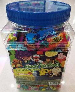 2.6g Bubble Gum Masha / Taxi / Pokemon pictures & photos