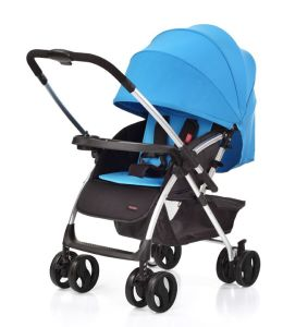 European Luxury Aluminum Fold Baby Stroller with En1888 Approved pictures & photos
