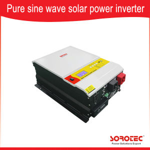 Pure Sine Wave Solar Inverter with MPPT Solar Charge Controller Ssp3115c 1-6kw pictures & photos