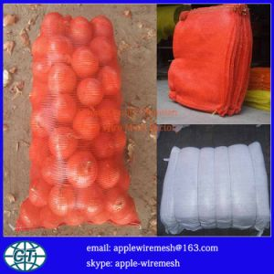 Mesh Bag for Vegetable 50X80cm Orange pictures & photos